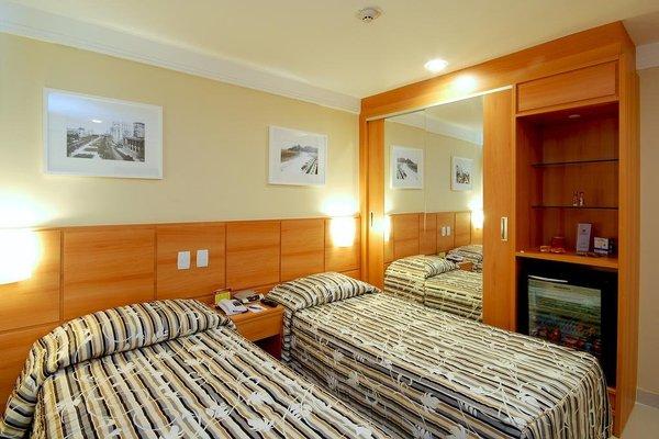 Hotel Atlantico Travel Copacabana - фото 15
