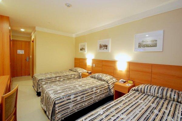 Hotel Atlantico Travel Copacabana - фото 2