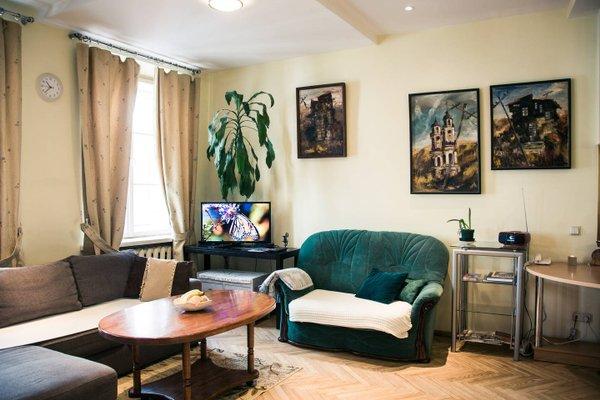Rent In Lt Apartments Studio Stikliu 4 - фото 10