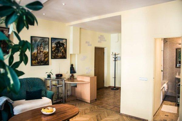 Rent In Lt Apartments Studio Stikliu 4 - фото 5