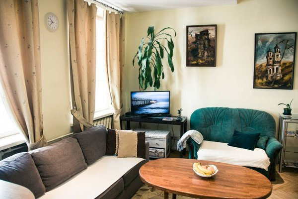 Rent In Lt Apartments Studio Stikliu 4 - фото 9