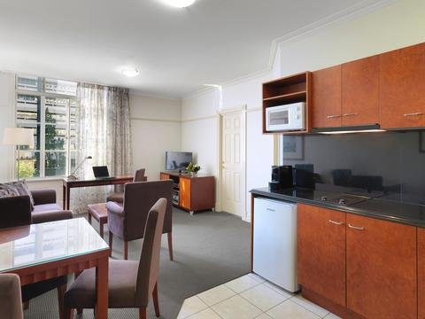 Adina Apartment Hotel Brisbane Anzac Square (formerly Rendezvous) - фото 10