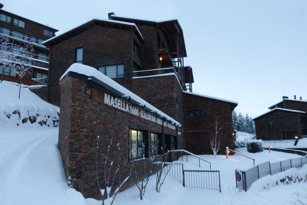Apartamentos Sercotel Masella 1600 - фото 7