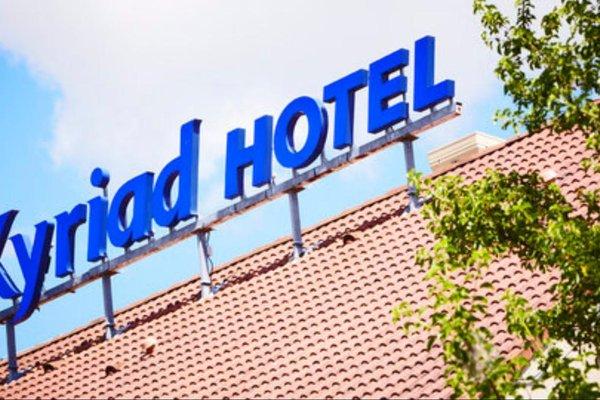Hotel balladins Bordeaux - Merignac - фото 22