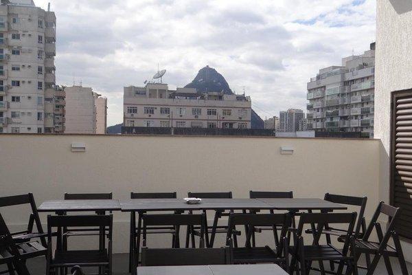 Vertical hostel - фото 13