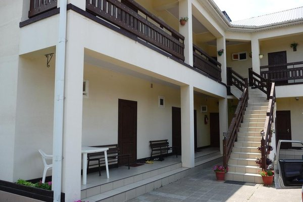 Guest House Rozoviy Sad - фото 12