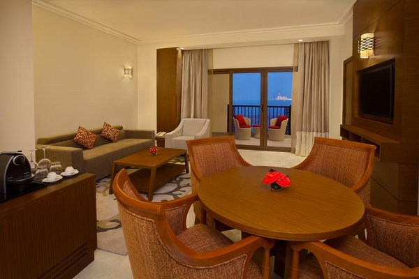 DoubleTree by Hilton Resort & Spa Marjan Island - фото 6