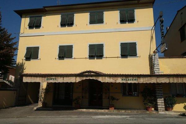 Hotel Melecchi - фото 17