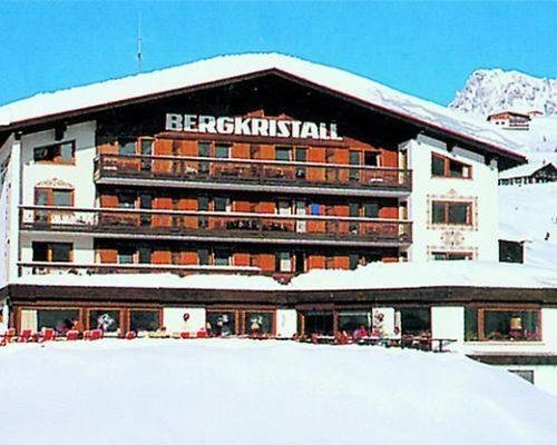 Hotel Bergkristall - фото 22