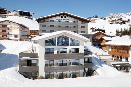 Hotel Bergkristall - фото 23
