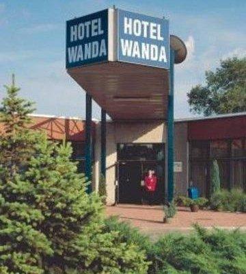 Гостиница «Wanda», Краков