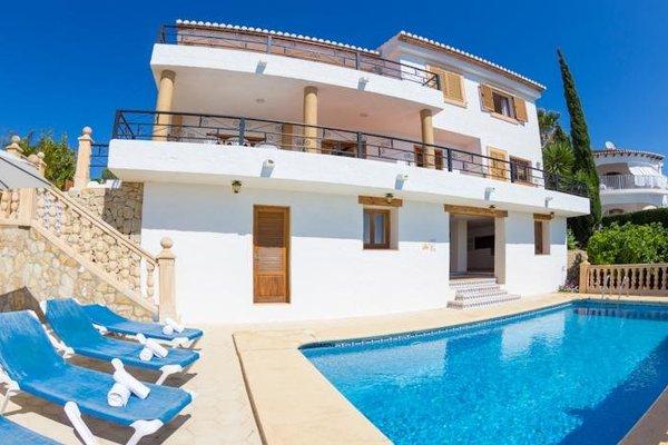 Abahana Villa Basetes - фото 14