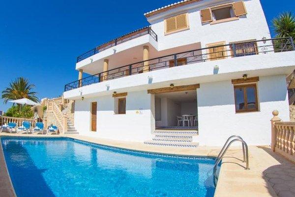 Abahana Villa Basetes - фото 15