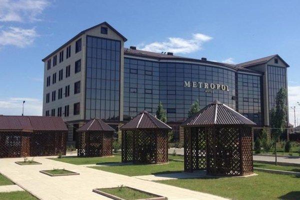 Отель Метрополь - фото 23
