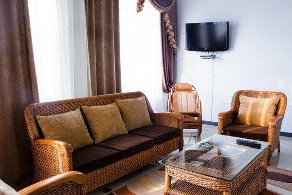 Отель Метрополь - фото 5