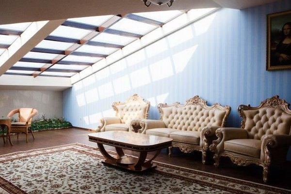 Отель Метрополь - фото 7