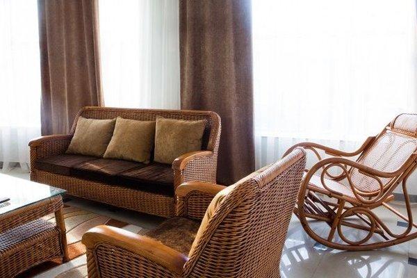Отель Метрополь - фото 9