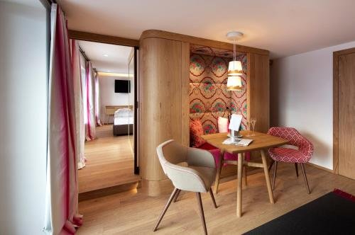 Hotel Goldener Berg - фото 12