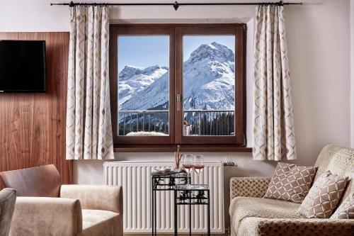 Hotel Goldener Berg - фото 21