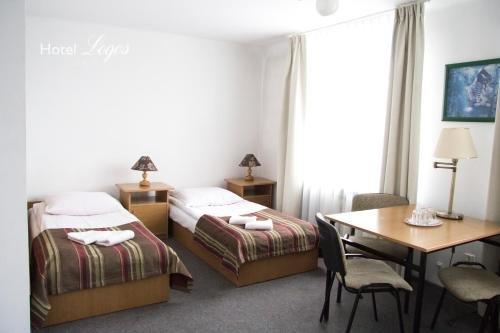Hotel Logos - фото 1