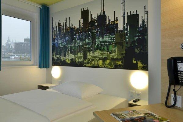 B&B Hotel Ludwigshafen - фото 2