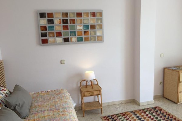 Apartment Front Line Estepona Beach - фото 1