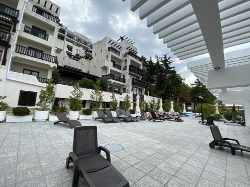 Apartment Santoriny Club - фото 18
