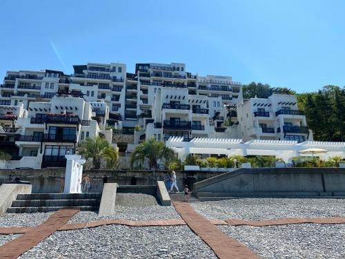 Apartment Santoriny Club - фото 19