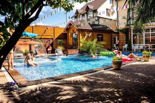 Zhemchug Village Mini-hotel - фото 18
