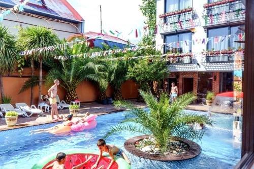 Zhemchug Village Mini-hotel - фото 19