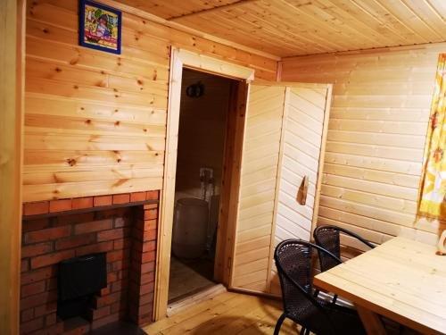 Farm stay Mishkin dom - фото 21
