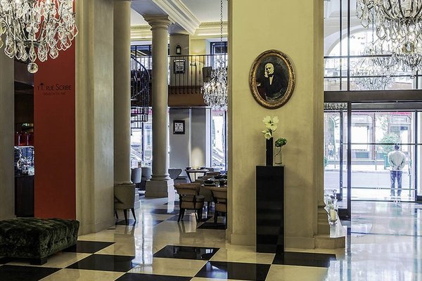 Hotel Scribe Paris Opera by Sofitel - фото 6