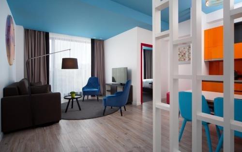 Park Inn by Radisson Residence Riga Barona - фото 5