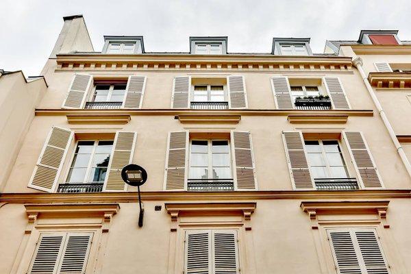 Luxury Flat Saint Germain Des Pres - фото 11
