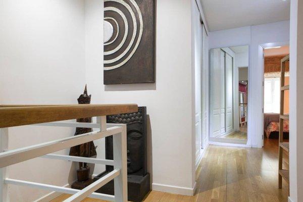 Duplex lujo tres alturas - фото 10
