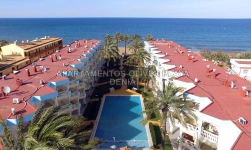 Apartamentos Oliver Playa - фото 23
