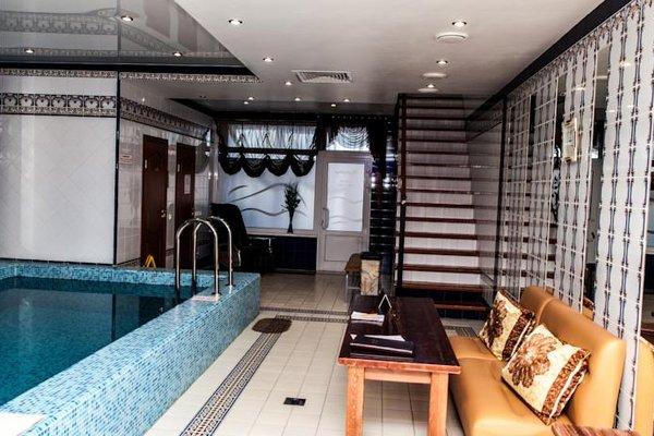 Отель Караван - фото 6