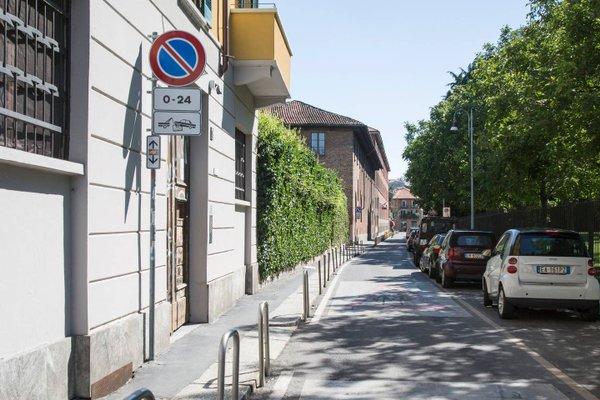 Basiliche Park Apartment - фото 18