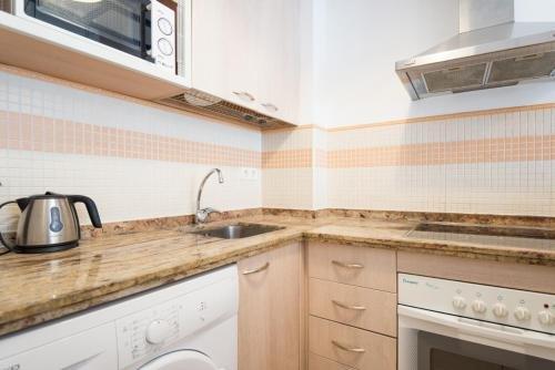 Revello de Toro Malaga Apartment - фото 16