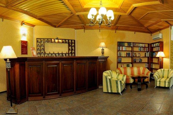 Отель Старый Город - фото 11