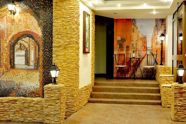 Отель Старый Город - фото 8