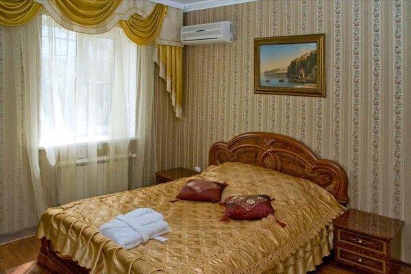 Гостиница «Парламент», Астрахань