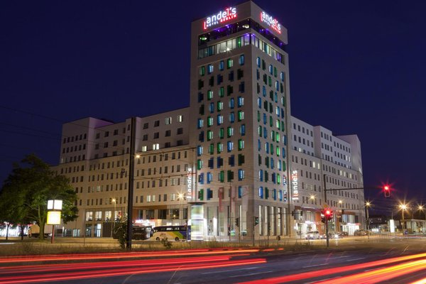 andel's by Vienna House Berlin - фото 23
