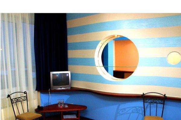 Отель «Галактика Развлечений», Челябинск