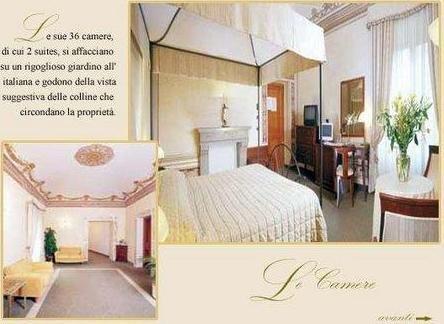 Hotel Villa San Lucchese - фото 50