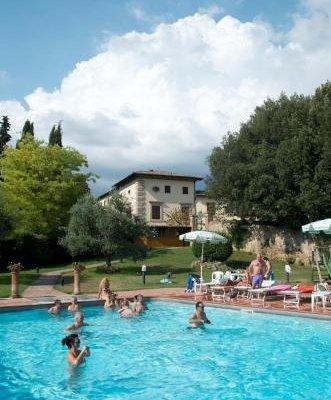 Hotel Villa San Lucchese - фото 20