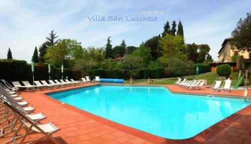 Hotel Villa San Lucchese - фото 21