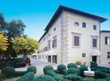 Hotel Villa San Lucchese - фото 23