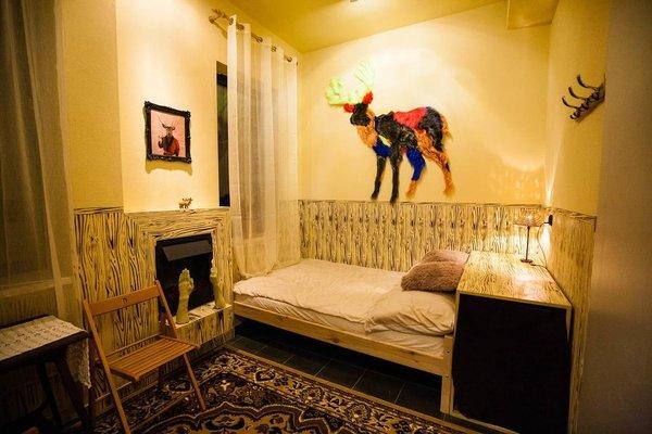 Hart Hostel & Art - фото 4