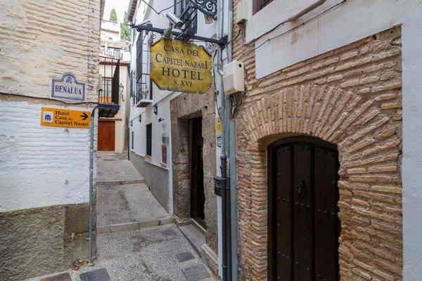 Casa del Capitel Nazari - фото 23